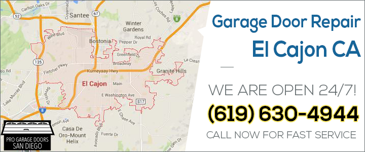 Whenever You Need Your Garage Door Repaired Nearby El Cajon CA, We  Certainly Have Highly Trained Experts Ready To Respond Rapidly.