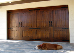 Replace Wooden Garage Doors El Cajon Ca