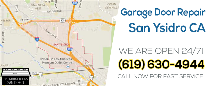 Garage Door Repair San Ysidro Ca Pro Garage Door Service